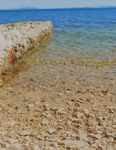 Apartmani Delfin, plaža i more